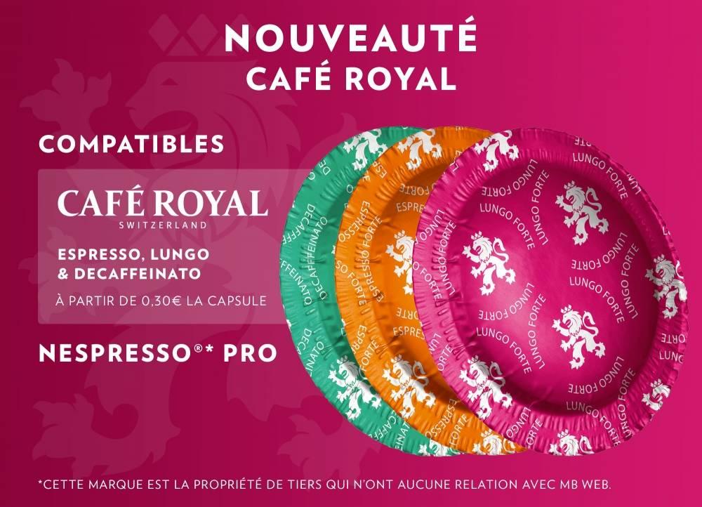 Compatible Nespresso Pro